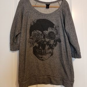 Torrid graphic sweater
